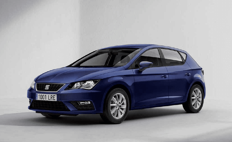 SEAT León ST Reference azul