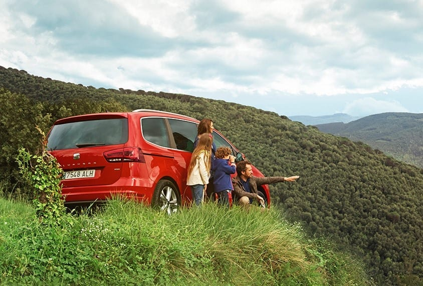 coches SEAT alhambra