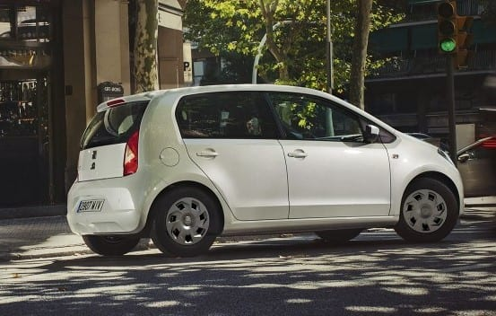 coches seat Mii