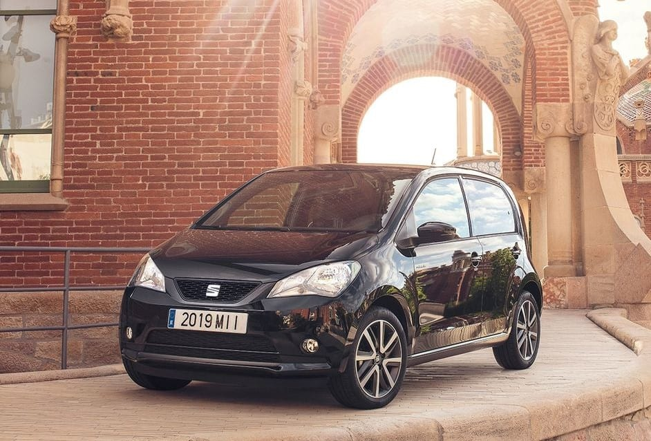 coches seat mii electric