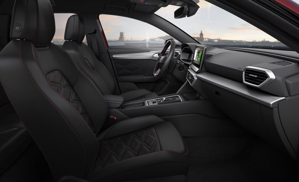 seat leon fr segunda mano interior